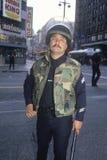 Police dans le tenue anti-émeute Photos libres de droits
