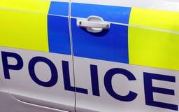 Police de Londres Photo stock
