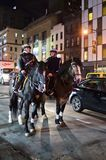 Police de New York City Image stock