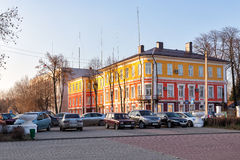 Police Department. Kineshma, Russia Stock Photography