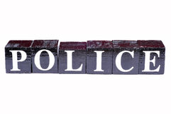 Police emergency Stock Image