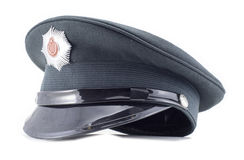 Police Greece Stock Images