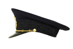 Police Hat Royalty Free Stock Photography