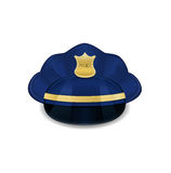 Police Hat Icon Royalty Free Stock Images