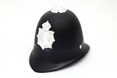 Police helmet Royalty Free Stock Photos