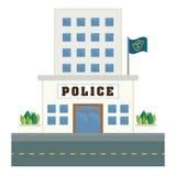 police icon image Stock Photos