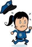 Police Kid Stock Image