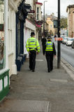 Police - Malton - Ryedale - North Yorkshire - UK Royalty Free Stock Images
