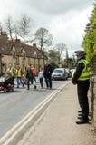 Police - Malton - Ryedale - North Yorkshire - UK Stock Image