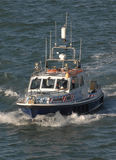 Police maritime patrol Royalty Free Stock Photos