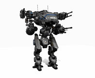 Police mech Stock Photography