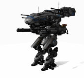 Police mech Stock Image