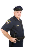 Police Officer - Authority Royalty Free Stock Image