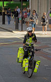 Police Officer in London Stock Images