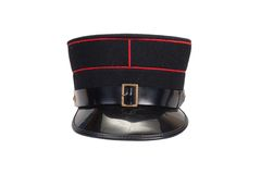 Police officer's hat Stock Image