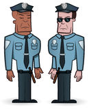 Police Officers Royalty Free Stock Image