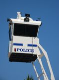 Police outpost Stock Images