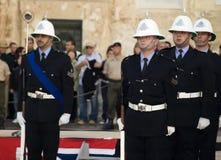 Police Parade Stock Photos