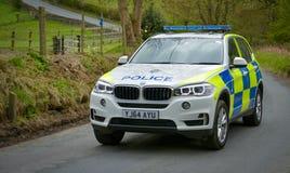 Police patrol Stock Photo