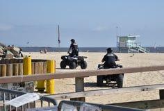 Police patrol Venice Beach