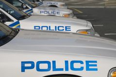 Police, Police, Police Royalty Free Stock Images