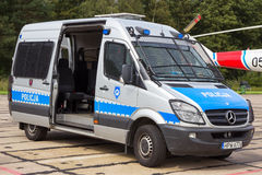 Police Police van Royalty Free Stock Images