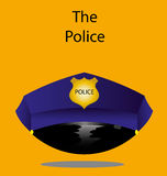 The Police Royalty Free Stock Photo
