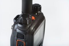 Police portable radio Stock Images