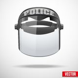 Police protect mask vector Royalty Free Stock Photo