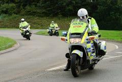Police Riders Stock Photo