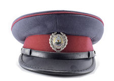 Police Romania Stock Photography