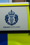 Police Scotland Stock Photos
