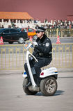 Police segway Stock Photos