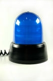 Police siren light Royalty Free Stock Images