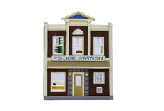 Police Station Royalty Free Stock Image