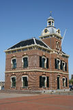 Police station. In Harlingen(Holland Stock Photos