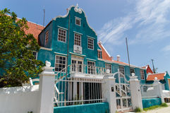 Police Station Curacao Stock Photography