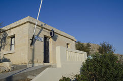 Police Station, Malta Stock Photos