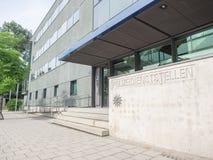 Police station Rosenheim Royalty Free Stock Photo