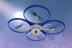 Police Surveillance Drone Stock Photography