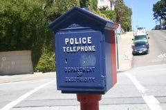Police Telephone Royalty Free Stock Photos