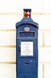 Police telephone box Royalty Free Stock Photos