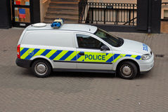Police Van Stock Photos