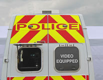 Police Video Camera. Stock Images