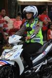 Police women Stock Image