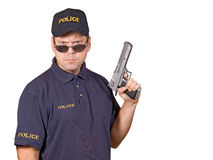 Policeman Royalty Free Stock Images
