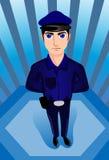 The Policeman Stock Photos