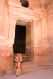 Policeman at Petra Royalty Free Stock Photos