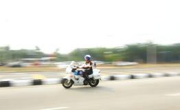 A policeman Royalty Free Stock Photos