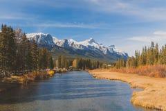 Policeman's Creek Landscape Stock Photography